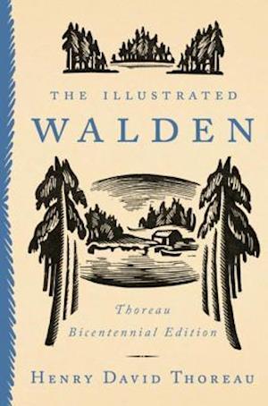 Illustrated Walden af Henry David Thoreau