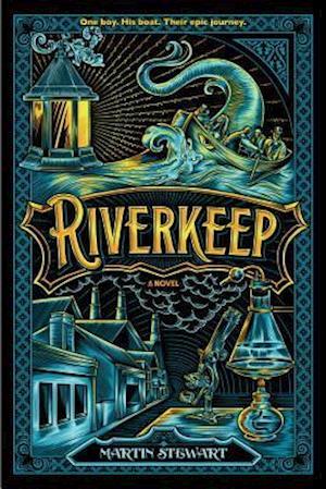 Bog, paperback Riverkeep af Martin Stewart