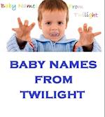 Baby Names from Twilight
