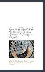 Oeuvres de Rigord et de Guillaume le Breton, Historiens de Philippe-Auguste