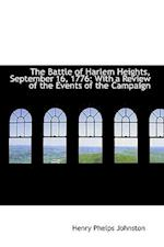 The Battle of Harlem Heights, September 16, 1776 af Henry Phelps Johnston