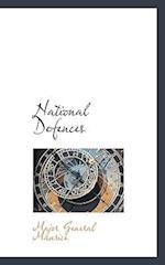 National Defences af John Frederick Maurice