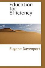 Education for Efficiency af Eugene Davenport