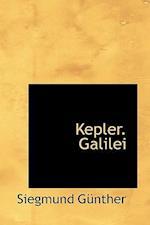 Kepler. Galilei