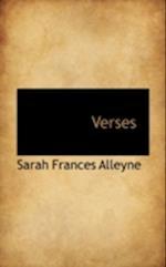 Verses af Sarah Frances Alleyne
