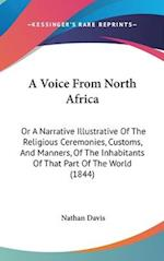 A Voice from North Africa af Nathan Davis