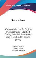 Baratariana af Hercules Langrishe, Henry Flood, Henry Grattan