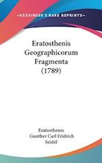 Eratosthenis Geographicorum Fragmenta (1789)