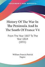 History of the War in the Peninsula and in the South of France V4 af William Francis Patrick Napier