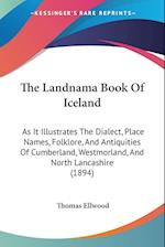 The Landnama Book of Iceland af Thomas Ellwood