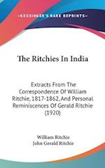 The Ritchies in India af William Ritchie