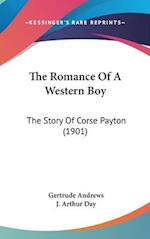 The Romance of a Western Boy af Gertrude Andrews