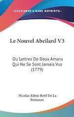 Le Nouvel Abeilard V3 af Nicolas-Edme Retif De La Bretonne