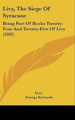 Livy, the Siege of Syracuse