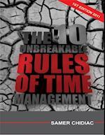 10 Unbreakable Rules of Time Management af Samer Chidiac
