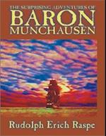 Surprising Adventures of Baron Munchausen af Rudolph Erich Raspe
