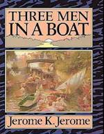 Three Men in a Boat af Jerome K. Jerome