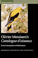 Olivier Messiaen's Catalogue d'oiseaux (Music in Context)