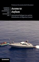 Access to Asylum (Cambridge Studies in International And Comparative Law, nr. 77)