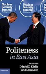 Politeness in East Asia af Sara Mills, Daniel Z Kadar
