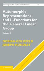 Automorphic Representations and L-Functions for the General Linear Group: Volume 2 (CAMBRIDGE STUDIES IN ADVANCED MATHEMATICS, nr. 130)