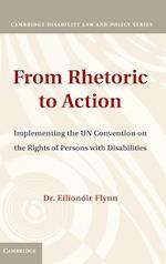 From Rhetoric to Action af Eilionoir Flynn