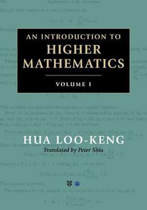 An Introduction to Higher Mathematics 2 Volume Set