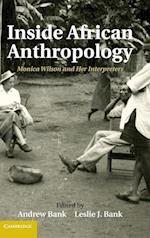 Inside African Anthropology af Andrew Bank