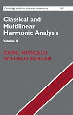 Classical and Multilinear Harmonic Analysis (CAMBRIDGE STUDIES IN ADVANCED MATHEMATICS, nr. 138)