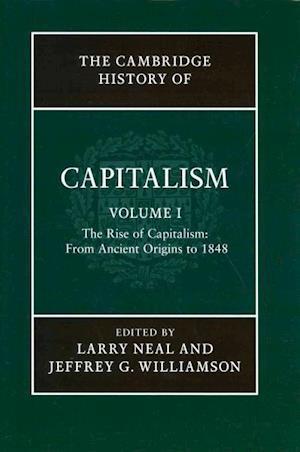 The Cambridge History of Capitalism 2 Volume Hardback Set