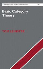 Basic Category Theory (CAMBRIDGE STUDIES IN ADVANCED MATHEMATICS, nr. 143)