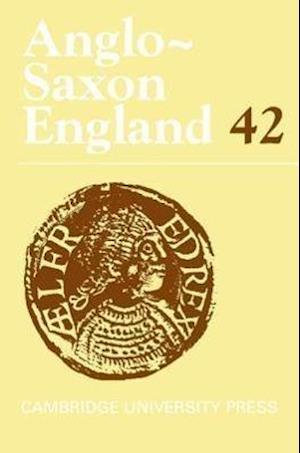 Anglo-Saxon England: Volume 42