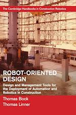 Robot Oriented Design af Thomas Bock