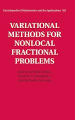 Variational Methods for Nonlocal Fractional Problems af Giovanni Molica Bisci