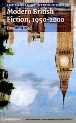 Cambridge Introduction to Modern British Fiction, 1950-2000