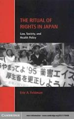 Ritual of Rights in Japan (Cambridge Studies in Law and Society)