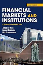 Financial Markets and Institutions af Jakob De Haan