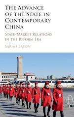 The Advance of the State in Contemporary China af Sarah Eaton