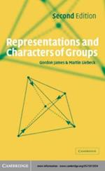 Representations and Characters of Groups af Martin Liebeck