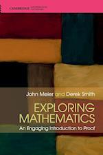Exploring Mathematics (Cambridge Mathematical Textbooks)