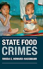 State Food Crimes af Rhoda E. Howard-Hassmann