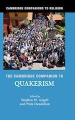 The Cambridge Companion to Quakerism af Stephen W. Angell