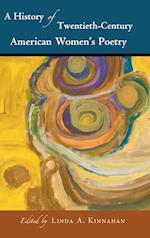 A History of Twentieth-Century American Women's Poetry af Linda A. Kinnahan
