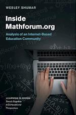 Inside Mathforum.org (Learning in Doing : Social, Cognitive and Computational Perspectives)