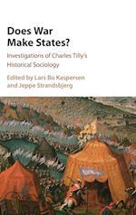 Does War Make States?