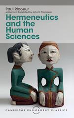 Hermeneutics and the Human Sciences (Cambridge Philosophy Classics)