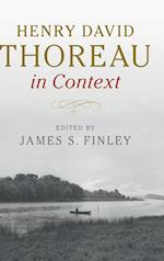 Henry David Thoreau in Context (Literature in Context)