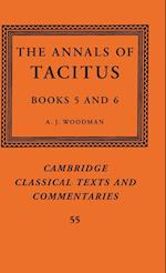 The Annals of Tacitus: Books 5-6 (Cambridge Classical Texts and Commentaries, nr. 55)