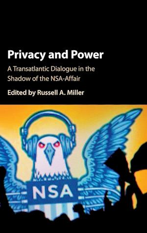 Bog, hardback Privacy and Power af Russell A. Miller