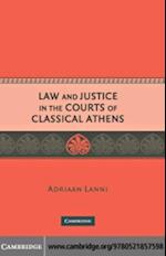 Law and Justice in the Courts of Classical Athens af Adriaan Lanni